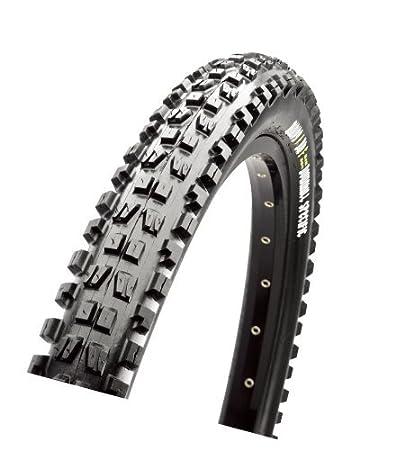 Maxxis Minion DHF Tire 26x2.5 Folding Bead 3C//EXO//TR Black 60TPI Tubeless Ready