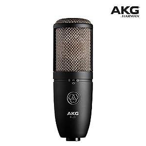 AKG Pro Audio P420 Dual Capsule Condenser Mic...