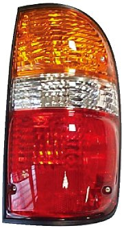 01 Tail Light Assembly - 01-04 TOYOTA TACOMA Right Passenger Rear Tail Light Lamp
