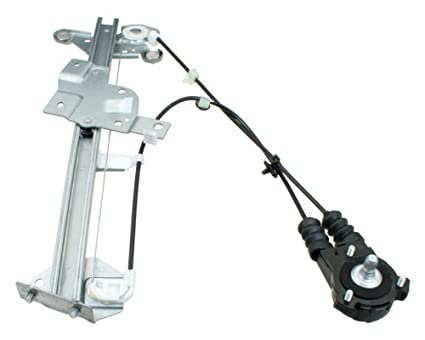 OES Genuine Mazda Miata Driver Side Window Regulator