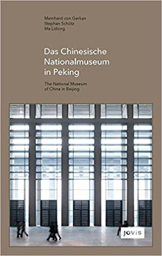 Download online GMP: The National Museum of China in Beijing PDF, azw (Kindle)