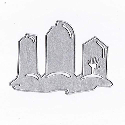 WOCACHI Metal Cutting Dies Stencils Scrapbooking Templates Embossing