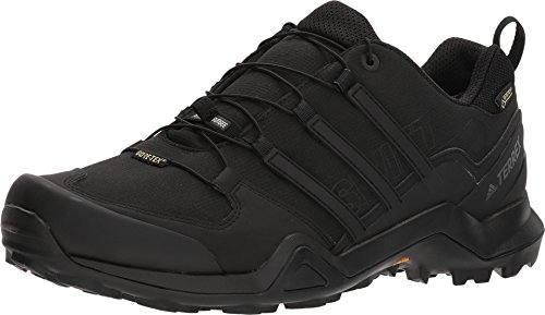 adidas outdoor Men's Terrex Swift R2 GTX Black/Black/Black 11.5 D US]()