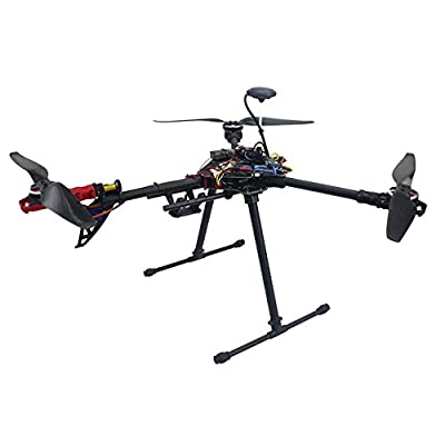 Toy, Play, Fun, RTF Full Kit HMF Y600 Tricopter Copter Hexacopter APM2.8 GPS Drone with Motor ESC AT10 TX&RX F10811-EChildren, Kids, Game from Play 4 Kids