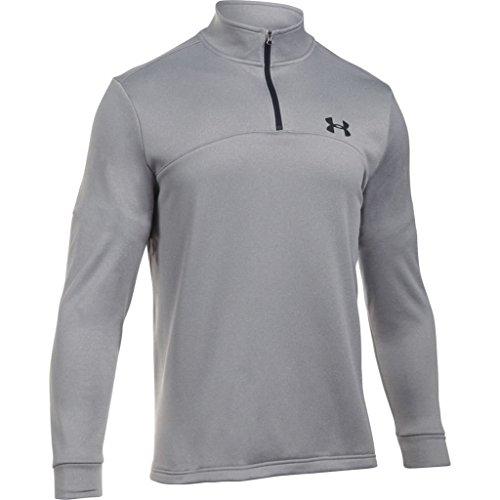 Gris Armour Under Heather Zip Icon Af 1 shirt true 4 Gray Homme 25 Sweat zdqd7rawn