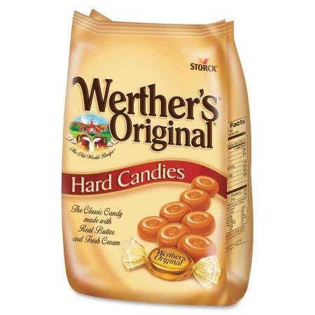 Storck Werther's Original Caramel Hard Candies, 34 Oz.]()