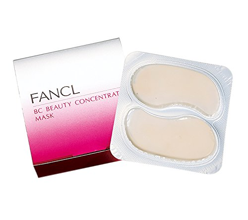 Fancl BC Beauty Concentrate Mask Japan