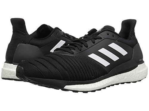 [adidas(アディダス)] メンズランニングシューズ?スニーカー?靴 Solar Glide Black/White/Black 9.5 (27.5cm) D - Medium