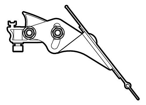 Lampa N11058 Deflettore KP-11 per Barre Kargo-Plus