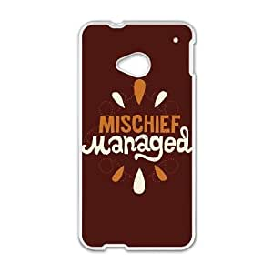 HTC One M7 cell phone cases White Harry Potter quotes fashion phone cases JY3492864