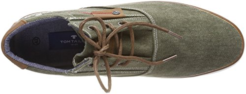 Green Tailor Shoes Men's Tom 4881507 Boat Khaki nS1OwqqRv