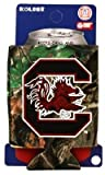South Carolina Gamecock Realtree Camo Can Coolie Koozie