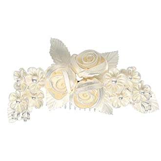 Wilton 1006-703 Headpiece, Ivory