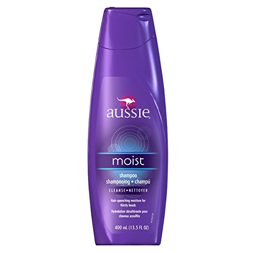 Aussie Mega Moist Shampoo 13.50 oz