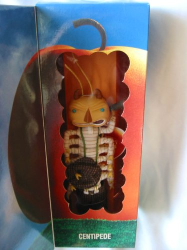 JAMES AND THE GIANT PEACH Centipede Figure Doll by JUN PLANNING