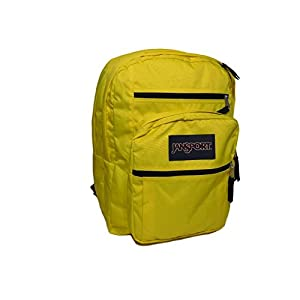JanSport BIG STUDENT Backpack - YELLOW CARD ( 2100 cu.in. )