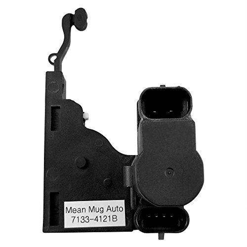 - Mean Mug Auto 7133-4121B Driver's Side Door Lock Actuator Motor - For: Buick, Chevrolet, GMC, Pontiac - Replaces OEM #: 25664288