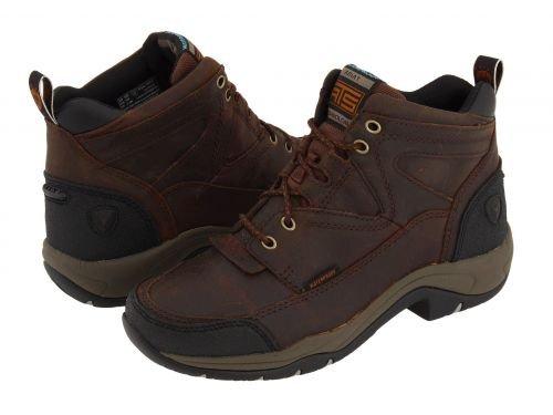 Ariat(アリアト) レディース 女性用 シューズ 靴 ブーツ ハイキングブーツ Terrain Taupe [並行輸入品] B07BQX3VZ1 8.5 B Medium