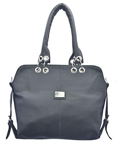 Lady Queen Black Shoulder Bag