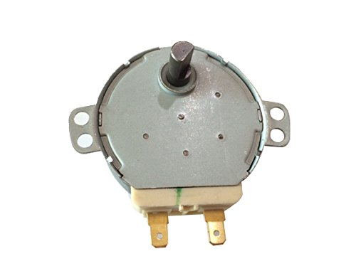 Amazon.com: 2 x GE WB26 X 10038 Turntable Motor para horno ...