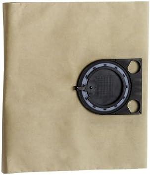 Bosch 2 605 411 150 - Bolsa de filtros de papel - - (pack de 5 ...