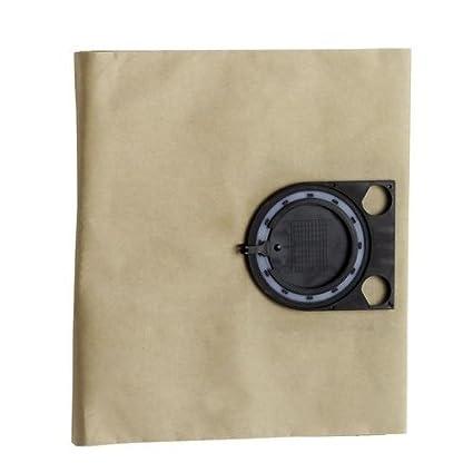 Bosch 2 605 411 150 - Bolsa de filtros de papel - - (pack de 5)