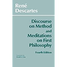 Discourse on Method and Meditations on First Philosophy, 4th Ed.