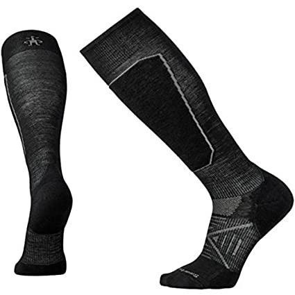 ca890a32d44 Amazon.com  Smartwool Men s PhD Ski Light Elite Socks  Sports   Outdoors