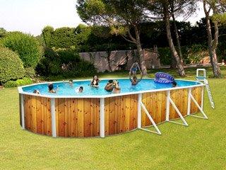 piscine acier indiana