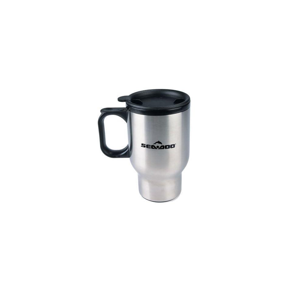 Sea Doo Stainless Steel Travel Coffee Mug SeaDoo
