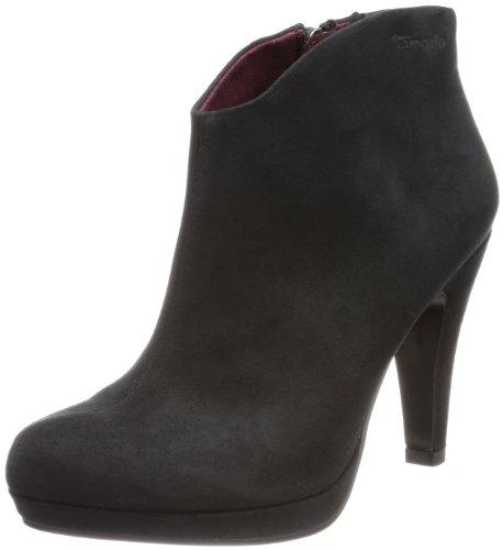 Chaussures Tamaris Noir femme montantes 1 21 25348 Black 1 IOqIT