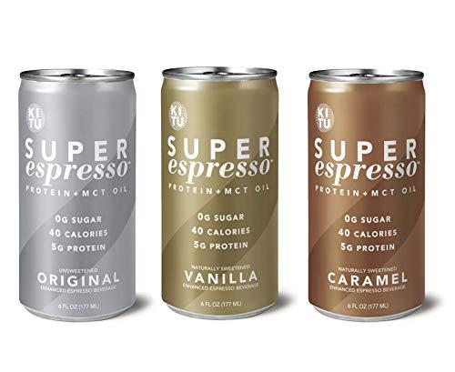 SUNNIVA Espresso Approved Calories Original product image