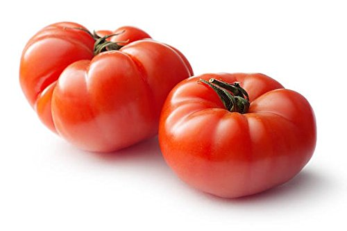Organic Beefsteak Tomato Seeds - A Delicious Heirloom Tomato for Home Growing, Non GMO - Neonicotinoid-Free. ()