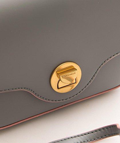 Coccinelle Borsa Donna Mini Bag Tracolla Asphalt