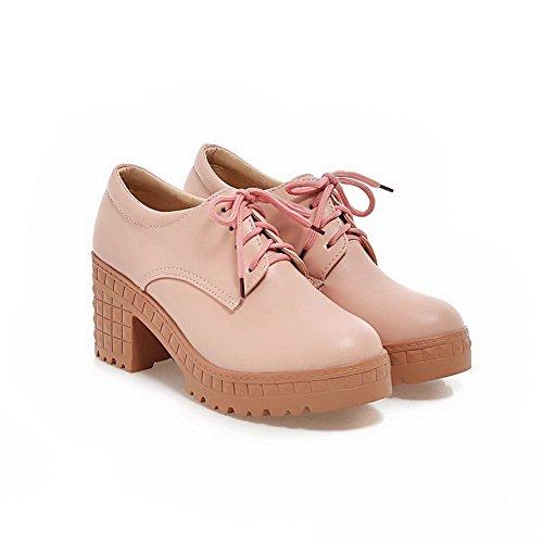 Pink con BalaMasa Scarpe plateau donna zxX7UqO