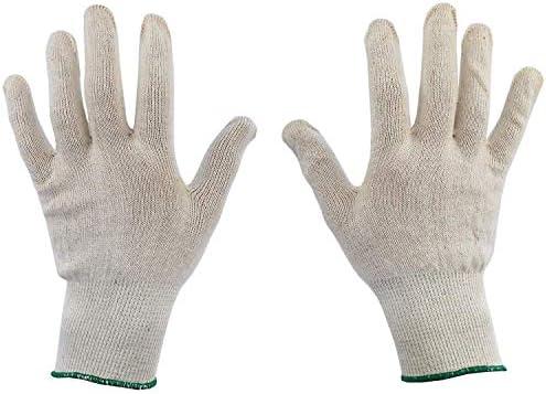 6 pares de guantes dermatológicos de algodón para piel seca, color ...