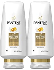 Pantene Moisturizing Conditioner for Dry Hair, Daily...