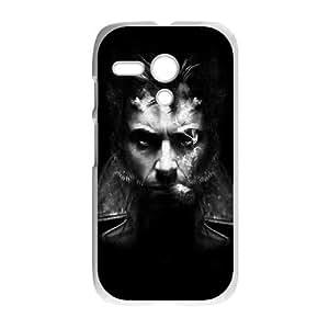Dark Wolverine Motorola G Cell Phone Case White Delicate gift AVS_564599