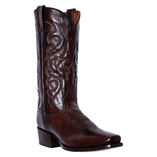 Cs Post (DP2212 Dan Post Men's Milwaukee CS Western Boots - Brandy -)