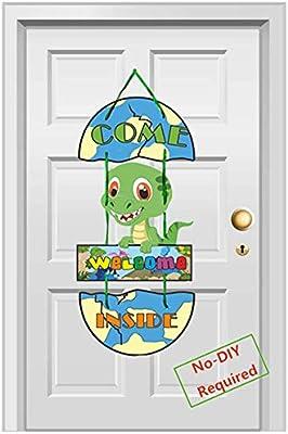 Amazon.com: Weimaro - Cartel de bienvenida para puerta ...