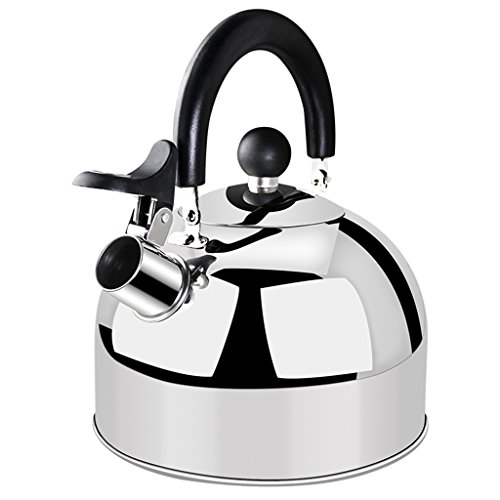 Kettle teapot coffee pot home kitchen automatic whistle kettle outdoor hiking camping kettle