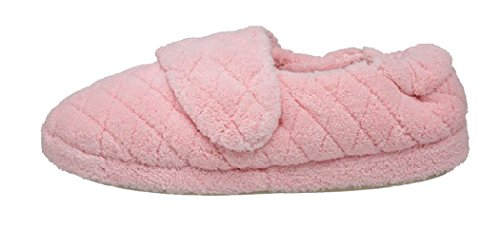 Pink 6 5 US M Wrap Slipper Small Spa Women's Acorn B OqY1vR