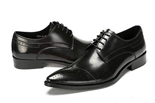 Allacciare Uomini Pelle Oxford Attivit Formale Nozze Scarpe XIE gTqIAA