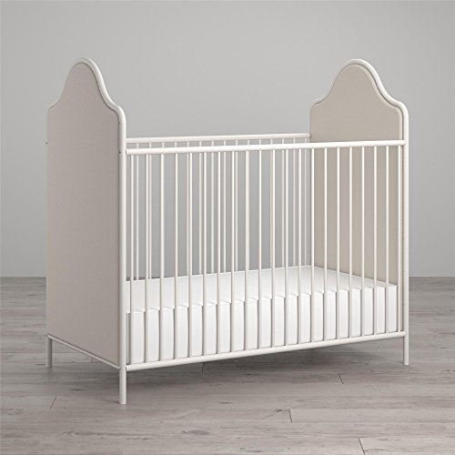 iron baby crib - 8