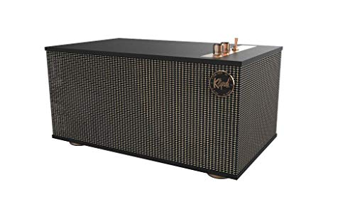 Klipsch Heritage Wireless The Three II Tabletop Stereo in Matte Black