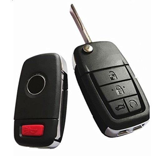 keyecu-replacement-shell-folding-remote-key-case-fob-5-button-for-pontiac-g8-2008-2009