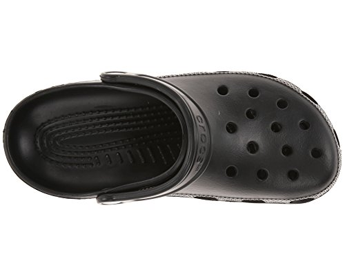 12 Men Women US Clog 10 Black Classic Unisex US Crocs 7xR611