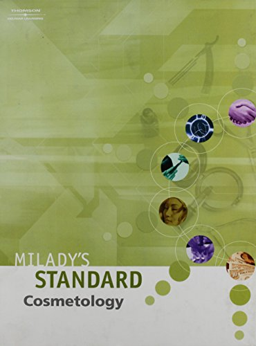 Milady's Standard Textbook of Cosmetology + Milady's Study Guide: The Essential Companion 2 Book Package