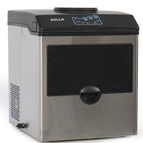Della Freestanding 2in1 Water Dispenser W Built In Ice