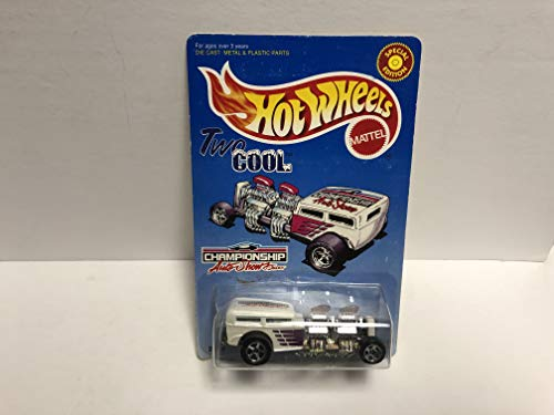 Two Cool 2003 Mattel Hot Wheels 2003 CHAMPIONSHIP AUTO SHOW Special Edition 1/64 scale diecast